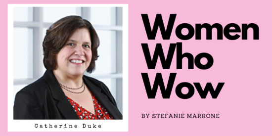 Cathy Duke - Women Who Wow